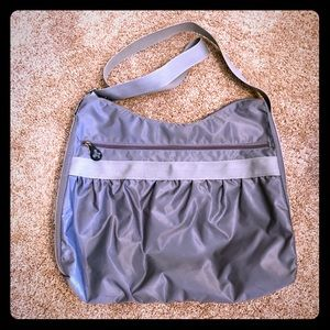 Old Navy Nylon Gym Cross Body Bag